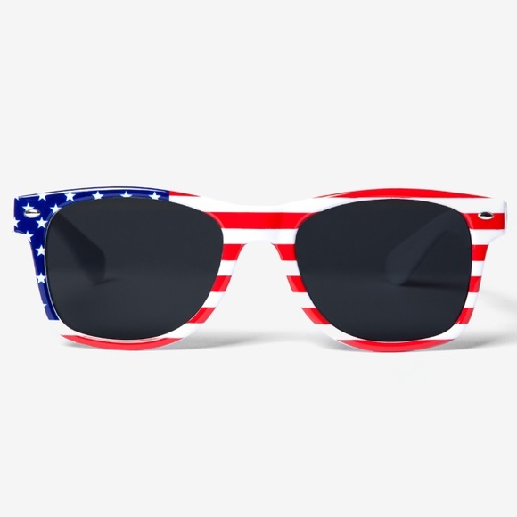 2070ba5db8 i-gogs • American Flag Lightweight Sunglasses. Boutique